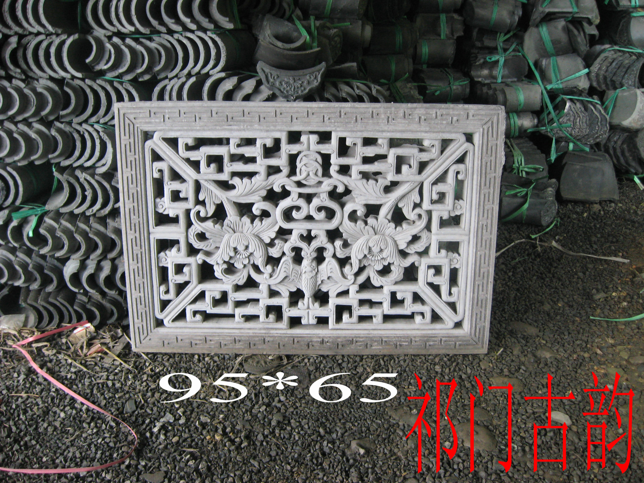 古建砖雕等徽派古建筑材料以及欧式grc构件